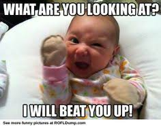 Baby Memes on Pinterest | Funny Babies, Funny Baby Memes and Cute ... via Relatably.com