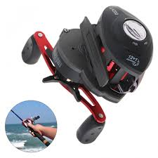 <b>12</b>+<b>1BB</b> High Speed <b>8.1:1</b> Gear Ratio Fishing Bait Casting Reel ...