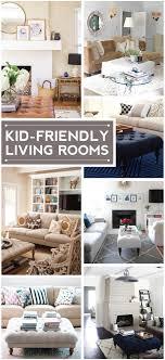 Kid Living Room Furniture 17 Best Ideas About Kid Friendly Living Room Furniture On