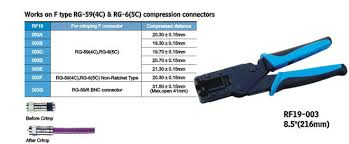 China Works on <b>F</b> Type <b>Rg59 RG6</b> Compression <b>Connectors</b> ...