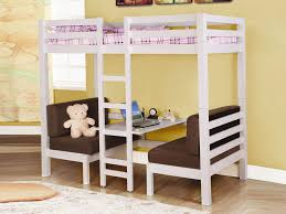 bunk bed office space bed office
