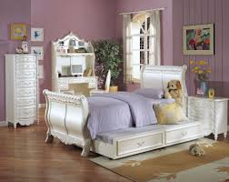 Princess Room Furniture PEARL WHITE TWIN BED Princess Room Furniture