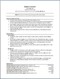 functional resume example for   resumeseed com    functional resume samples functional resume templates