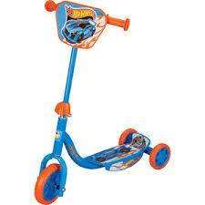 Купить <b>Самокат 3-х колесный 1Toy</b> Hot wheels, Т57645 недорого ...