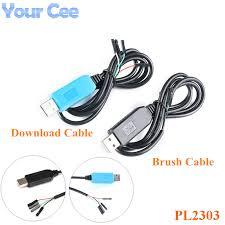 <b>PL2303</b> PL2303HX <b>USB to</b> UART TTL <b>PL2303TA</b> Convert Serial ...