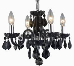 black chandelier lighting. provide ample lighting and style to your living room bedroom or office with this high decorative black crystal chandelier elegant indoor is i