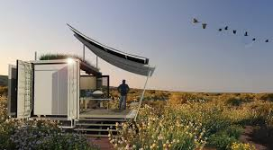g pod dwell container designboom   jpgG pod designs dwell container house for transportable living