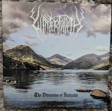 <b>Winterfylleth - The Divination</b> Of Antiquity (2014, White With Red and ...
