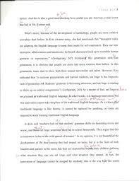 digication e portfolio  xieyin liangs portfolio  my revised  reason for choosing this essay