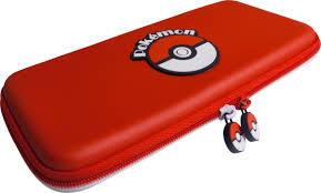 <b>Защитный чехол Hori</b> Poke Ball, HR54, для консоли Nintendo ...