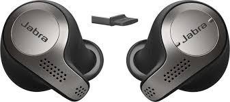 Купить <b>Наушники JABRA Evolve</b> 65t, Bluetooth/USB, черный в ...