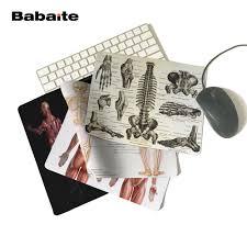 Babaite medicine anatomy Durable <b>Chic</b> Mouse Pad <b>180x220x2mm</b> ...