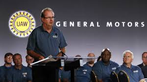 GM, Union Officials Prepare For Contract Talks Amid Plant Closings ...