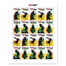 <b>Hip Hop</b> Stamp | USPS.com