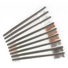 Otis Technology Otis <b>316</b>-BP Variety Pack Brushes - Nylon, Bronze ...
