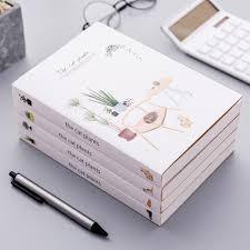 """<b>Cat Plant Sketchbook</b>"" <b>Big</b> Size Drawing Notepad Kawaii Diary ..."