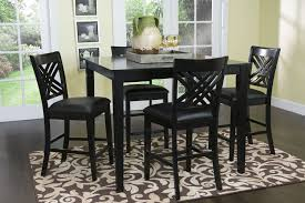 Dining Room Set Counter Height Fresh Black Counter Height Chairs On Home Decor Ideas With Black