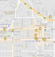 <b>Burger</b> District, Los Angeles' Burgerhood - Google My Maps