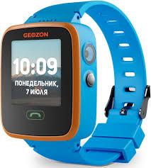 Купить смарт-часы Geozon <b>Умные часы Geozon</b> Aqua, детские ...