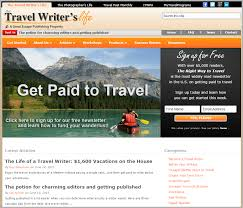 amazing sites that will pay you per article the travel writer s life