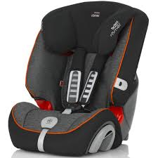 <b>Автокресло Britax Roemer Evolva</b> 1-2-3 Plus - Акушерство.Ru