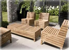 patio table design  wooden outdoor furniture architecture and interior design for wooden