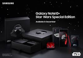 Are you going to buy the Star Wars-themed Galaxy Note 10 bundle ...