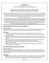 images about best marketing resume templates  amp  samples on    click here to download this marketing specialist resume template  http
