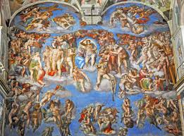 michelangelo meaningless musings