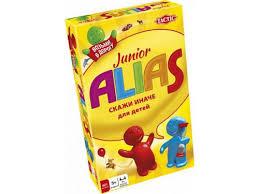 Купить <b>развивающую игру</b> tactic ALIAS Junior (Скажи иначе - 2 ...