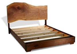 1000 images about custom wood bed ideas on pinterest platform beds headboards and walnut slab bed wood furniture