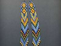 22 лучших изображения доски «Бижу» | <b>Seed Bead</b> Jewelry, Ear ...