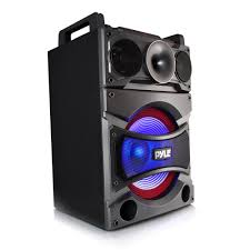 sound system wireless: pyle upsufmbt sound and recording pa loudspeakers cabinet speakers bluetooth pa
