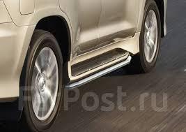 <b>Защита Штатного Порога D57</b> ДЛЯ Lexus LX 570 2015+ - GT и ...