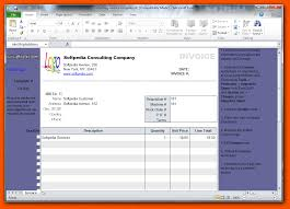 consulting invoice survey template words consulting invoice template screenshot 1 the worksheet can be