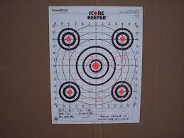vortex viper pst x review picture heavy page com another three shot group fired and finally the elevation adjusted 8 clicks up and a final group fired as you can see the reticle boxes perfectly