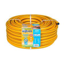 <b>Шланг</b> для полива HOZELOCK <b>Tricoflex Ultraflex 3/4</b> дюйма 50 м ...