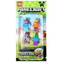 «<b>Игровой</b> набор <b>Minecraft</b> из 6 <b>фигурок</b> (пластик )» — Результаты ...