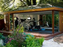Small Picture Personal Garden Gym Outdoor Gym Buildings UK Exercise Studios