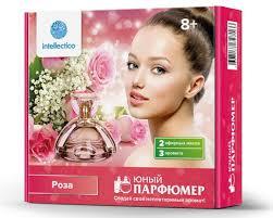 <b>Набор Intellectico Юный парфюмер</b> Роза 716 в городе Москва ...