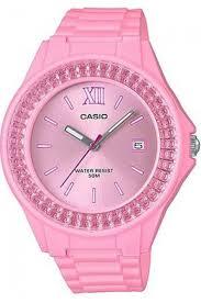 Женские кварцевые наручные <b>часы Casio LX</b>-<b>500H</b>-4E2 купить в ...