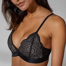 <b>Missomo</b> Backless <b>Lace</b> Bras For <b>Women</b> Sheer Sexy VS BH Bralet ...