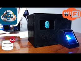 Biometric attendance system using fingerprint scanner and ...