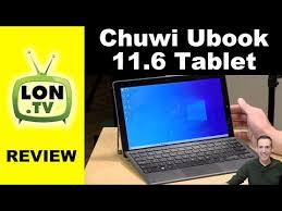 <b>CHUWI UBook</b> Tablet <b>11.6 inch</b> Review - 8GB RAM / 256 GB SSD ...