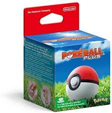 <b>Poké Ball</b> Plus (Nintendo Switch): Amazon.co.uk: PC & Video Games