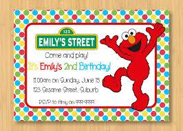 elmo birthday invitation template com elmo birthday invitations templates cloudinvitation