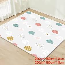 200cm*180cm <b>XPE Baby</b> Play Mat Crawling Mat Double Surface ...