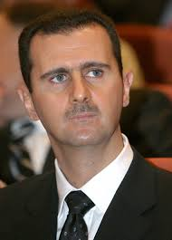 Syria's blood-soaked tyrant, Bashar al-Assad, is finally right about 212705-file-photo-of-syrian-president-al-assad- something. - 212705-file-photo-of-syrian-president-al-assad-in-damascus