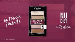 Палетка теней <b>La</b> Petit <b>Palette</b> Nudist от <b>L'Oreal</b> Paris - YouTube