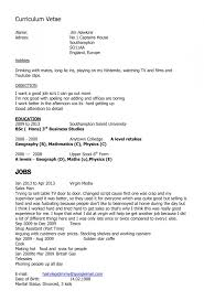 how to make your own video cv profesional resume for job how to make your own video cv how to make a great video cv the guardian